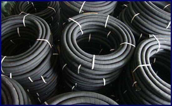 煤矿专用高压胶管吸排胶管总成