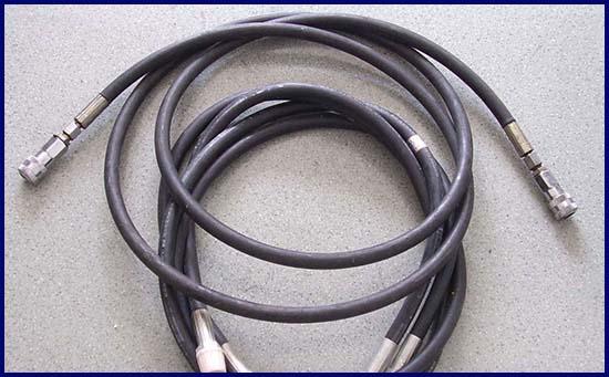 夹线液压油管
