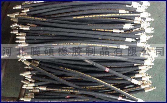 油田高压胶管总成