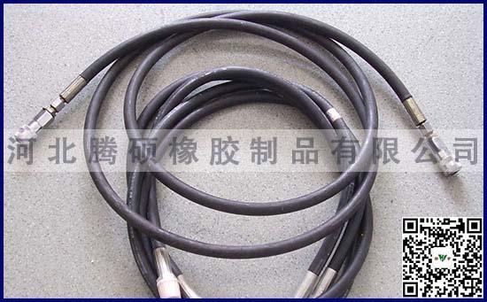 高压耐油机油胶管